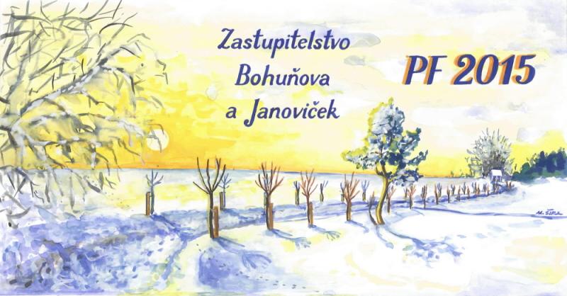 PF 2014 Bohuňov