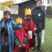 My tři králové jdeme k vám…