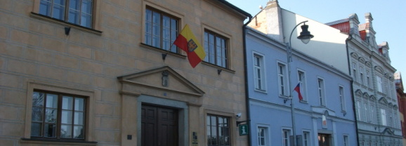 Moravská vlajka
