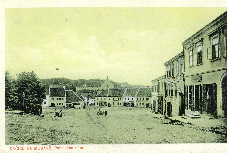 Dačice staré foto 1405